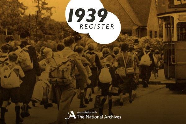 Using the 1939 Register at FindMyPast for FREE!