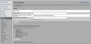 Create a Dropbox app - 4